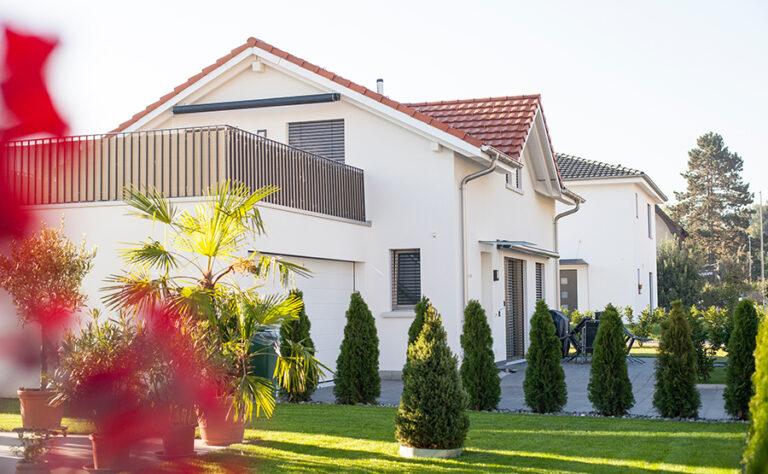 MINERGIE Haus bauen