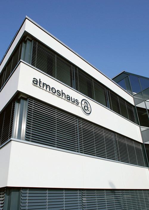 Atmoshaus AG Sempach Station