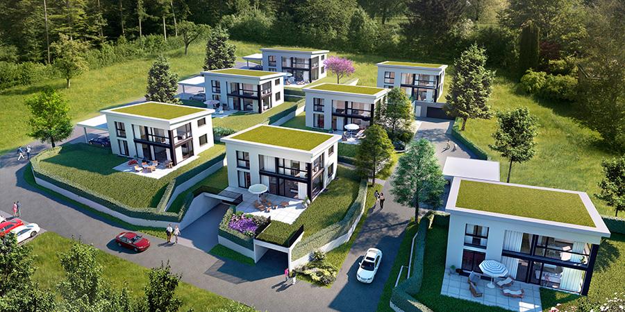 Einfamilienhaus Aarburg