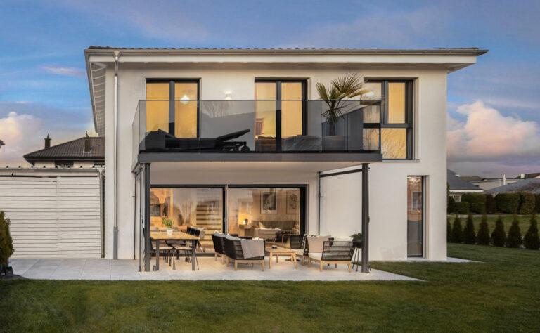 Die Wertfaktoren von einem Einfamilienhaus