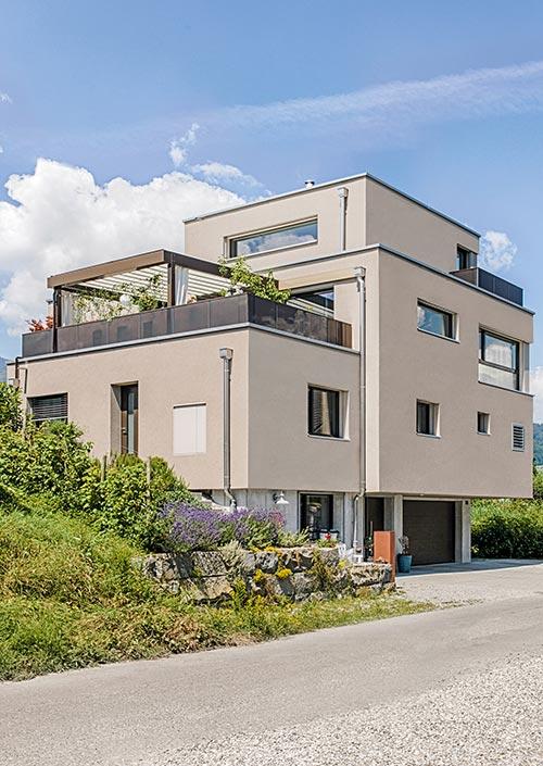 Architektenhaus mit Atmoshaus bauen